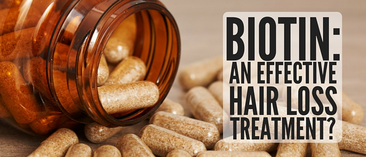 biotin for hair loss - is it an effective treatment?