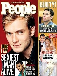Jude Law hair 2004