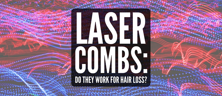 Do laser combs work for hair loss