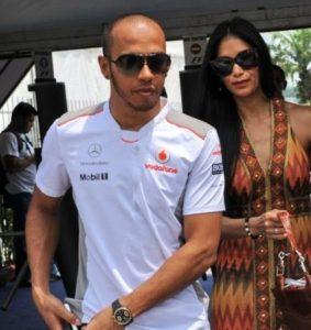 Lewis Hamilton hair loss 2013