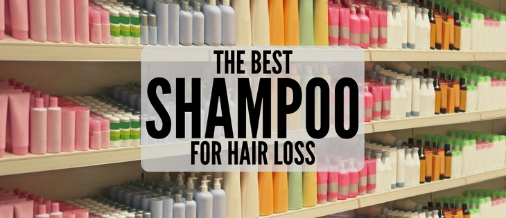 Best Shampoo for Male Pattern Hair Loss: Ketoconazole