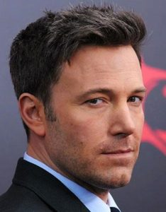 Ben Affleck hair after