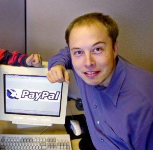 Elon Musk hair loss Paypal