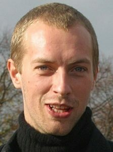 Chris Martin hair loss before hair transplant