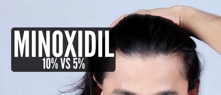 10% Minoxidil