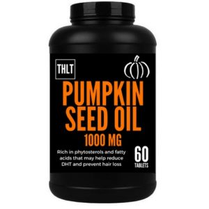 Pumpkin seed oil 1000mg Hair Loss Treatment