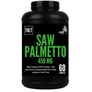 Saw Palmetto 450mg Hair Loss Treatment