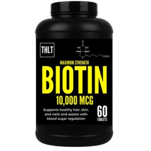 Biotin 10,000mcg Hair Loss Treatment