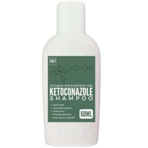 1% ketoconazole shampoo