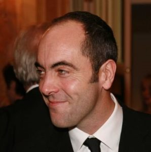 James Nesbitt before hair transplant 2006