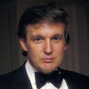 Donald Trump hair 1988