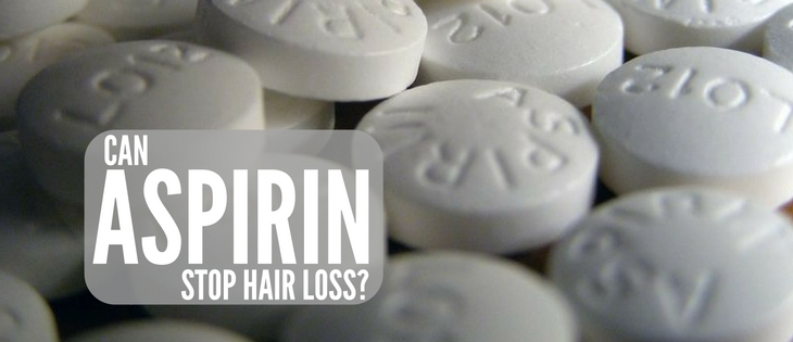 aspirin hair loss