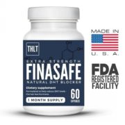 finasafe natural dht blocker hair loss treatment