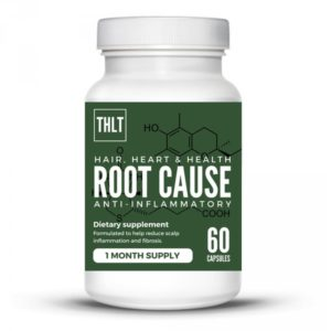 Root cause hair loss formula