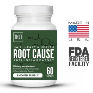Root cause hair loss supplement