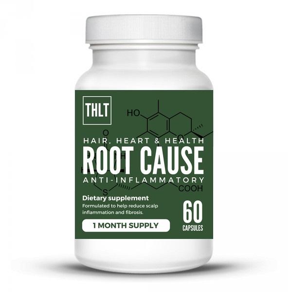 Root cause hair loss formula