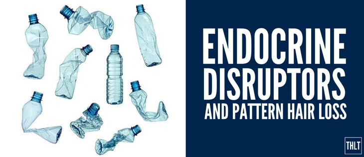 Endocrine disruptors hair loss