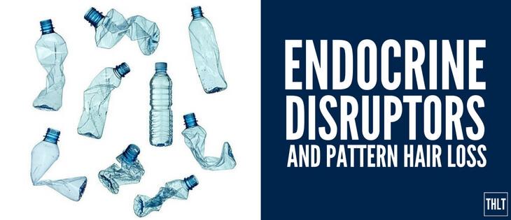 Endocrine disruptors hair loss