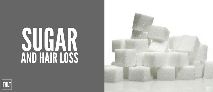 sugar hair loss
