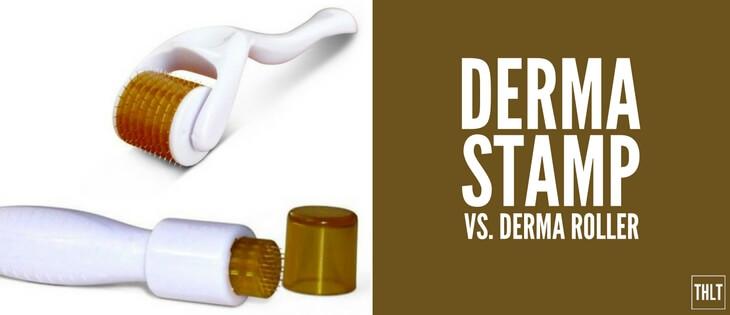derma stamp hair loss