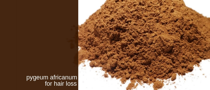 Pygeum Africanum DHT Hair Loss