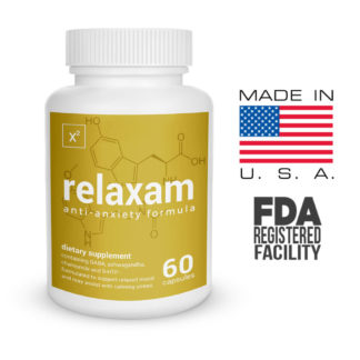 relaxam anti anxiety supplement