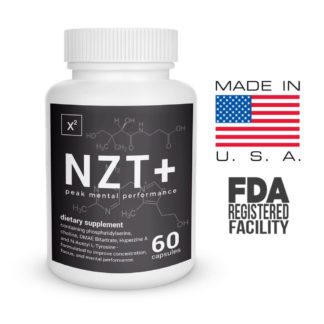 NZT+ nootropic supplement