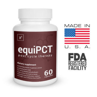 EquiPCT post cycle therapy supplement