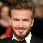 David Beckham celebrity hair transplant